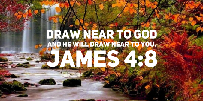 Draw Near To God Picture